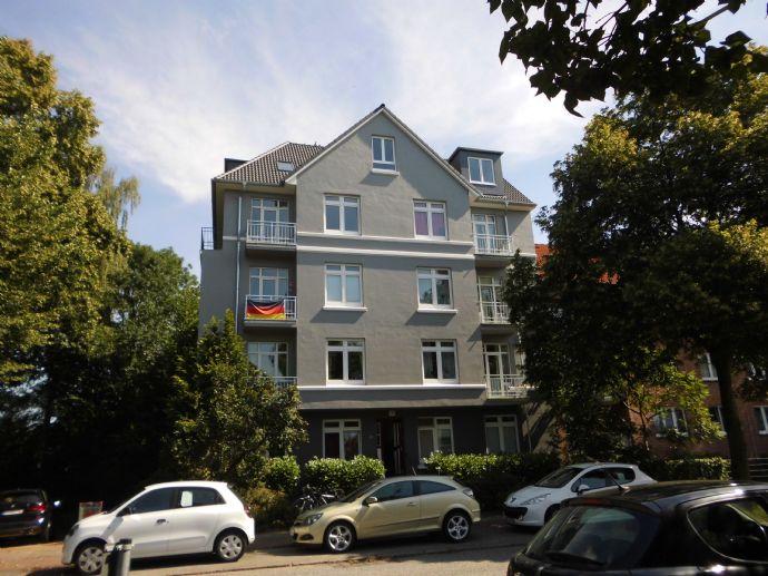 2,5 Zi. Erdgeschoßwohnung mit Charme in HH- Bergedorf
