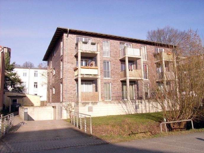 3-Zimmer Wohnung mit Balkon in Hamburg-Bergedorf