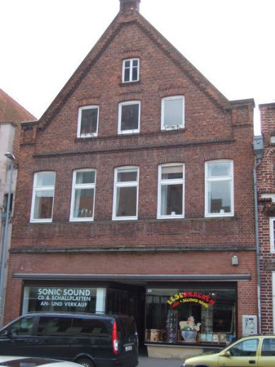 4 Zi. Altbauwohnung mit Charme in der City von Lüneburg