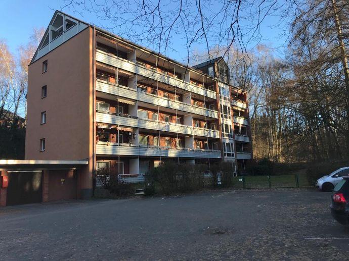 Gemütliche 1 Zi. Etagenwohnung mit großem Balkon in Geesthacht