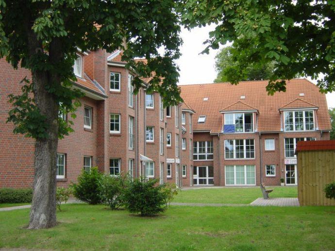 Gemütliche 2 Zi. Erdgeschoßwohnung mit Terrasse in Ammersbek