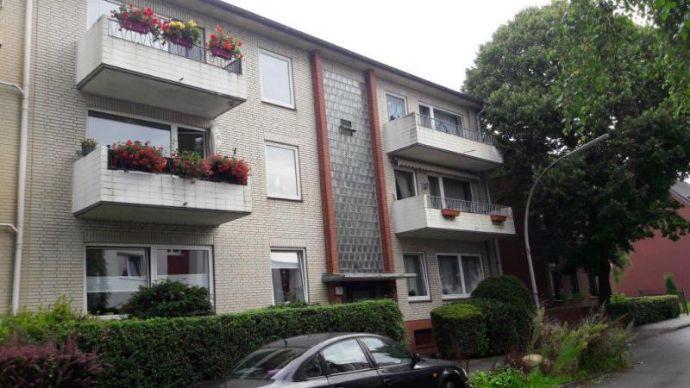 Gemütliche Wohnung mit Balkon im 1. OG in HH-Billstedt